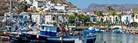 harbour Puerto de Mogán Gran Canaria